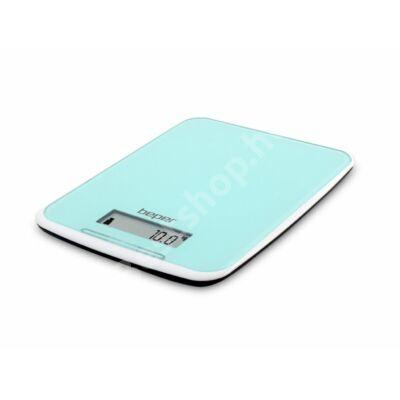 Beper 90.125A Elektronikus konyhai mérleg - kék