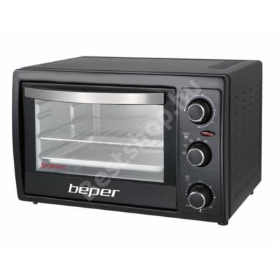 Beper 90.884 Légkeveréses sütő 30 L 1300W