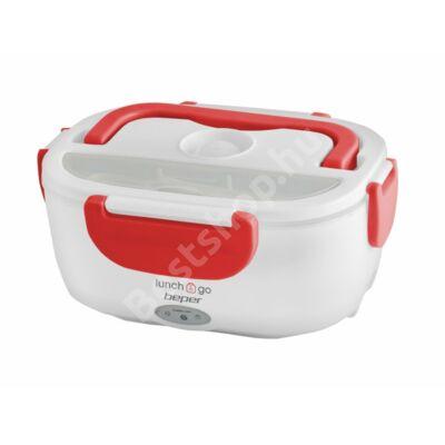 Beper 90.920R Melegíthető ételtároló doboz - piros