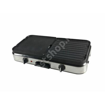 Beper BT.402 2 az 1-ben elektromos asztali grill 2000W