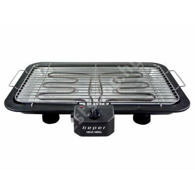 Beper BT.450 Elektromos asztali grill XXL 2200W