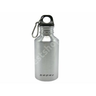 Beper C102BOT001 Rozsdamentes szigetelt kulacs - szürke 0,5 L