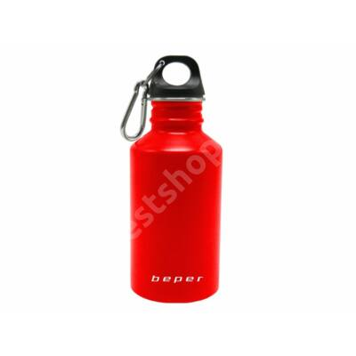 Beper C102BOT002 Rozsdamentes szigetelt kulacs - piros 0,5 L