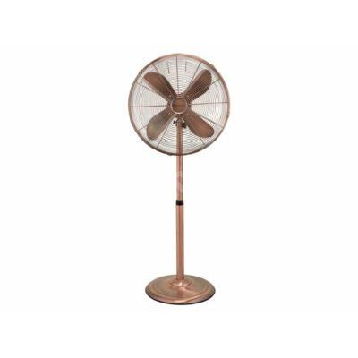 Beper VE.150 Retro stílusú, réz bevonatú álló ventilátor 40W