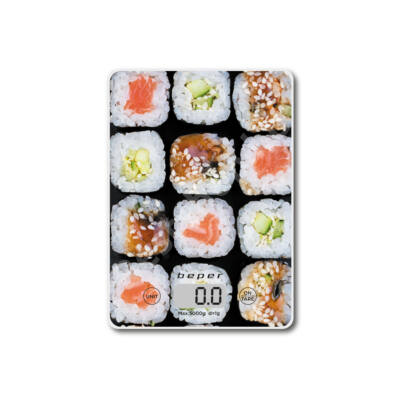 Beper BP.801 Digitális konyhai mérleg – sushi