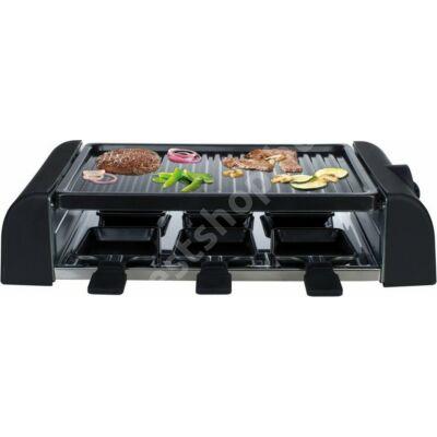 MIA RG8174 Raclette és Barbecue sütő 1000W