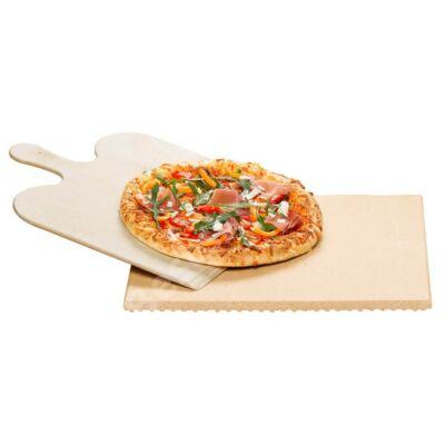 Rommelsbacher PS16 Pizza-/kenyérsütőkő szett