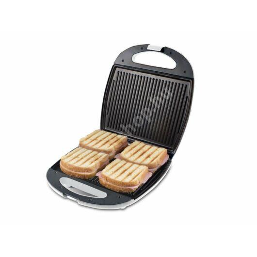 Beper 90.620 Panini szendvics sütő 4 db-os 1300W