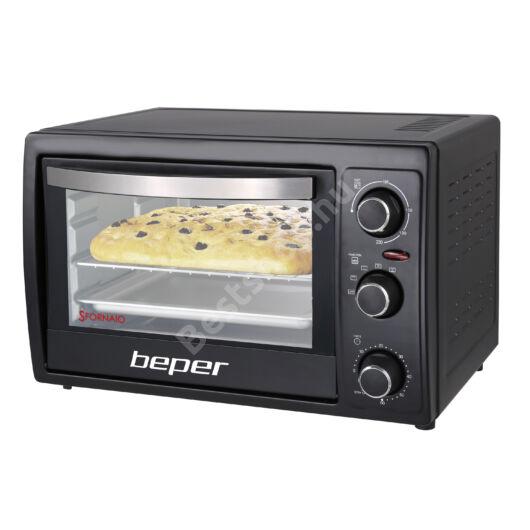 Beper 90.886 Légkeveréses sütő 45 L 2000W