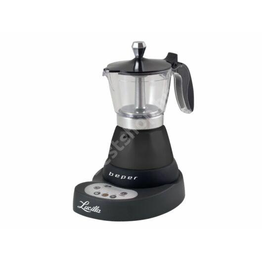 """Beper BC.041N Elektromos eszpresszó kávéfőző """"Lucilla"""" 400W"""