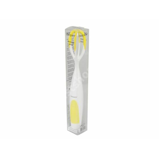 Beper P102SBA005G Automata habverő - sárga
