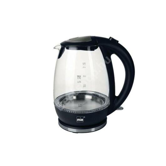 MIA EW3682 Üveg vízforraló 2200W