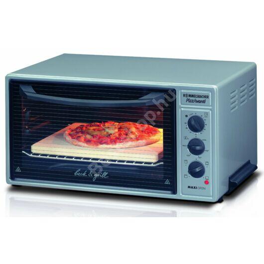 Rommelsbacher BG1600 PizzAvanti maxi-sütő