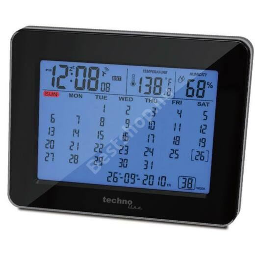 Technoline WT2500 Asztali naptár